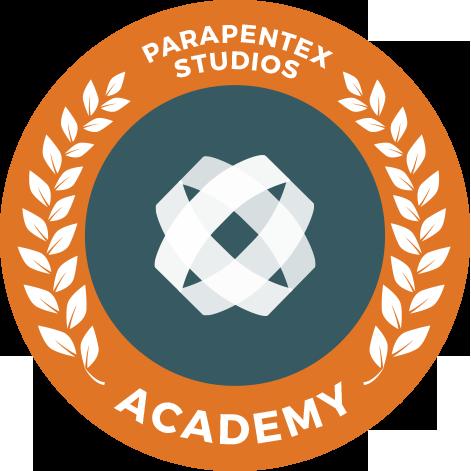 Parapentex Studios Academy logo