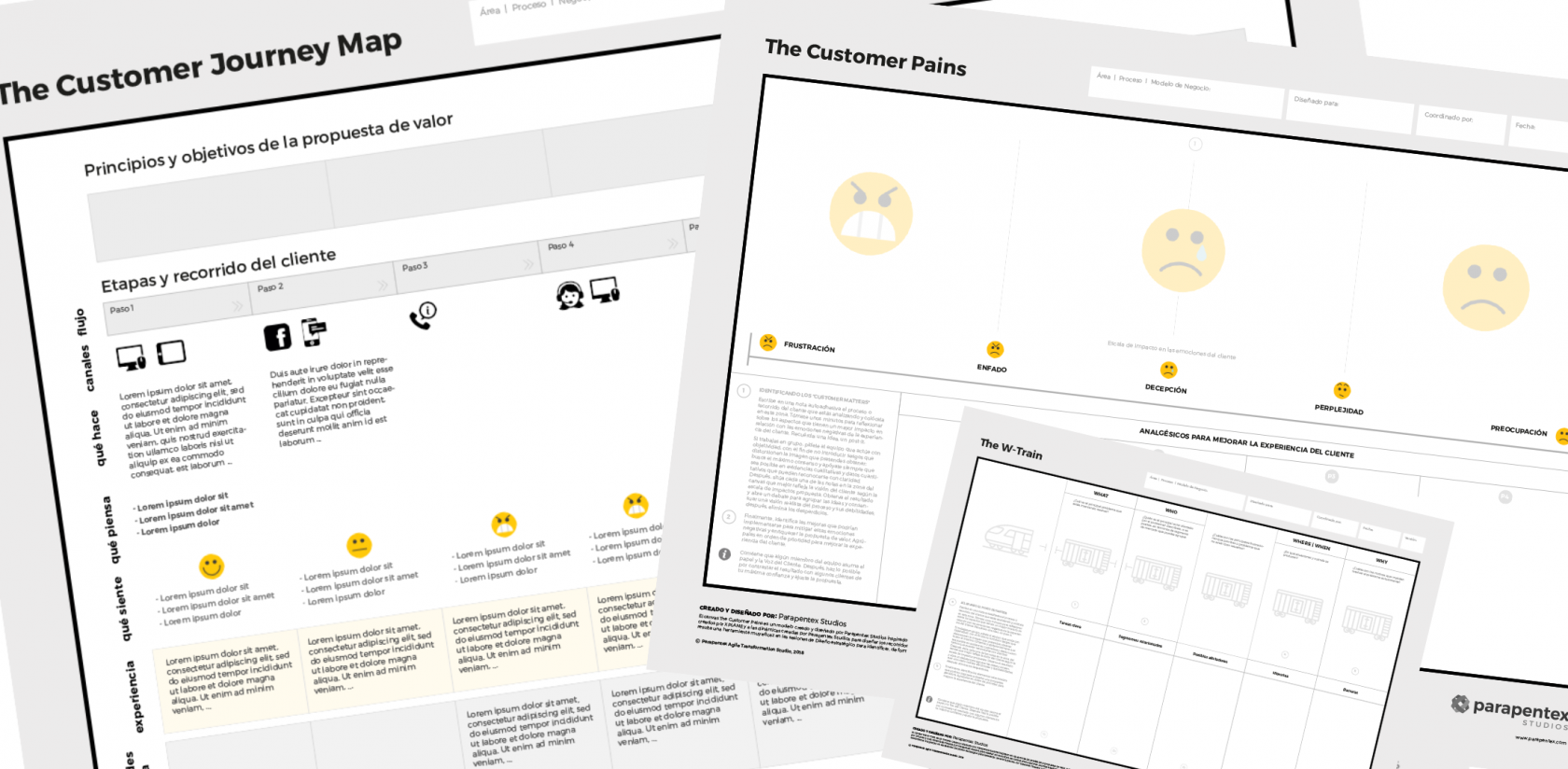 The Customer Journey Mapping