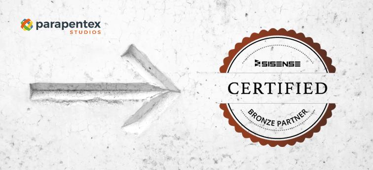 Parapentex Studios, Certified Sisense Bronze Implementation Partner en España